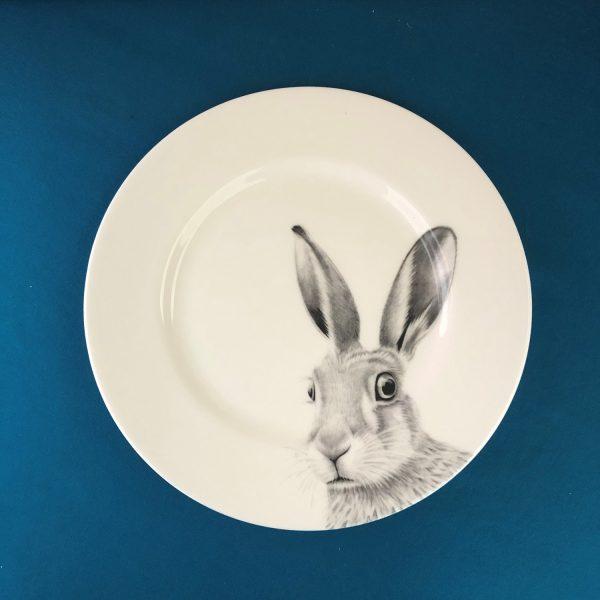 Hare Side Blue
