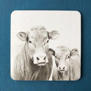 Cow and Calf Coaster