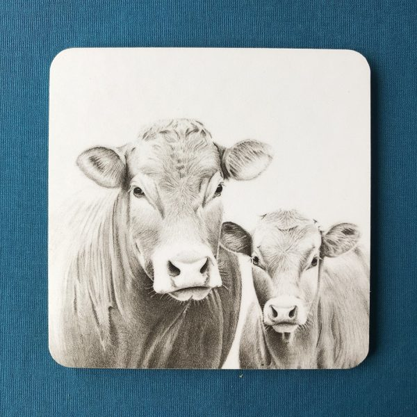 Cow and Calf Coaster