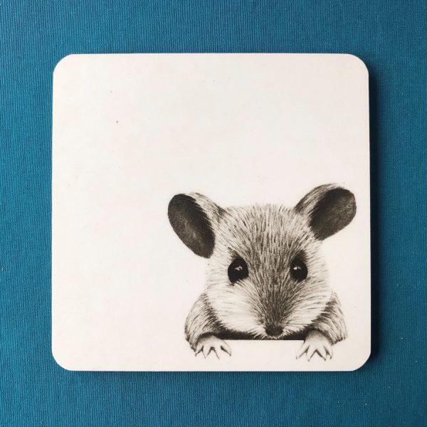 Mouse Coaster