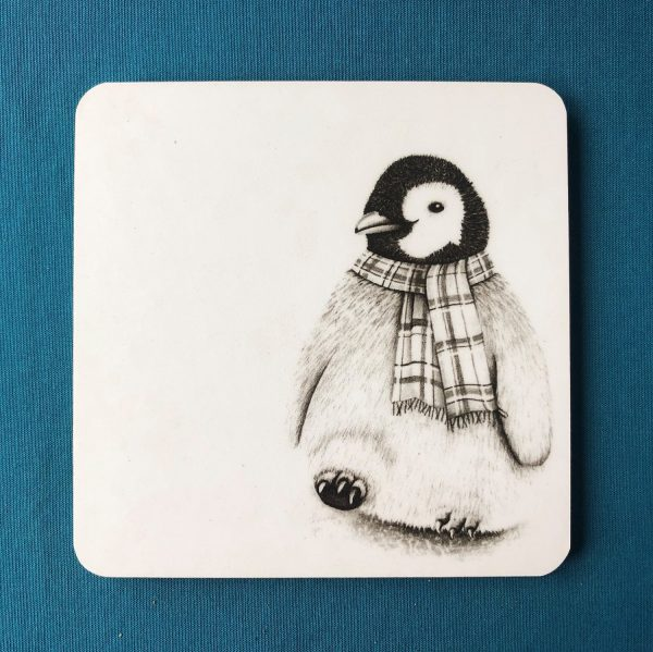 Penguin Coaster