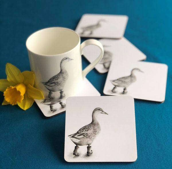 Runaway Duck Coaster