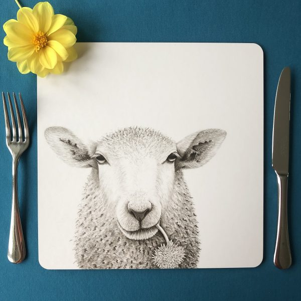 Baaley Square Placemat