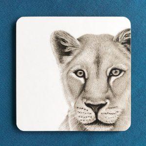 Lion Coaster